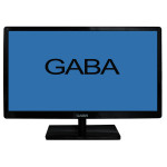 "Monitor LED GABA GL-2011, 19.5"", HD, negru"