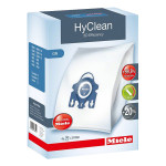 Set 4 saci + 1 filtru pentru motor + 1 filtru Air Clean MIELE HyClean 3D GN-3D