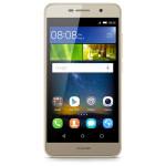 "Smartphone Dual Sim HUAWEI Y6 Pro, 5"", 13MP, 2GB RAM, 16GB, 4G, Quad-Core, Gold"