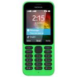 Telefon mobil Dual Sim NOKIA 215, Green