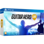 Guitar Hero Live Bundle (joc+chitara) PS4