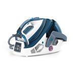 Statie de calcat cu incalzire rapida TEFAL Protect X-Pert GV8981, 1.6l, 120g/min, 2400W, alb-albastru