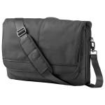 """Geanta laptop HP Messenger H4P43AA, 15.6"""", polyester, negru"""