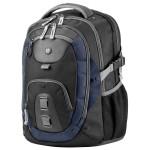 """Rucsac laptop HP Premier 3 H4R84AA, 15.6"""", negru-albastru"""