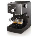 Espressor SAECO Poemia HD8423/19, 1.25l, 950W, 15 bar, negru