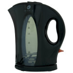 Fierbator de apa MYRIA HE-671-ABK, 1.7l, 2200W, negru