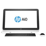 """Sistem All in One HP 22-3105nq, 21.5"""" Full HD, Intel® Core™ i5-4460T pana la 2.7GHz, 4GB, 500GB, Intel® HD Graphics 4600, Free Dos"""