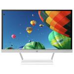 "Monitor LED IPS HP Pavilion 22xw, 21.5"", Full HD, argintiu-alb"