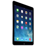"Apple iPad Air 16GB Wi-Fi, Ecran Retina 9.7"", Dual-Core A7, Space Gray"