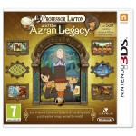 Professor Layton and the Azran Legacy 3DS