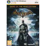 Batman - Arkham Asylum Game of the Year Edition PC