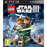 LEGO Star Wars III - The Clone Wars PS3