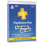 PlayStation Plus Membership - 1 an ( UK ) PS3 / PS4 / PS VITA