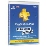 PlayStation Plus Membership - 90 de zile ( UK ) PS3 / PS4 / PS VITA