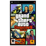 Grand Theft Auto (GTA) Chinatown Wars PSP