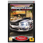 Midnight Club LA Remix Platinum PSP