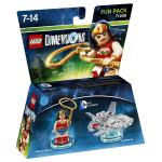 LEGO Dimensions Wonder Woman Fun Pack - DC Comics