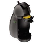 Espressor KRUPS Nescafe Dolce Gusto Piccolo KP100B, 0.6L, 1500W, 15 bar, antracit