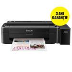 Imprimanta inkjet EPSON L130 CISS, A4, USB
