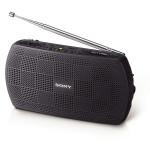 Radio portabil SONY SRF-18, negru