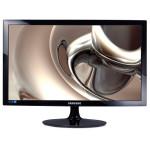 """Monitor LED SAMSUNG LS24D300HS, 24"""", Full HD, negru"""