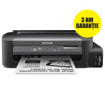 Imprimanta inkjet EPSON WorkForce M105 CISS, A4, USB, Wi-Fi