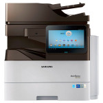 Multifunctional SAMSUNG SMART MultiXpress M4370LX, A4, USB, Retea