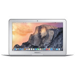 """Laptop APPLE MacBook Air mjvm2ze/a, Intel® Core™ i5 pana la 2.7GHz, 11.6"""", 4GB, 128GB, Intel HD Graphics 6000, OS X Yosemite - Tastatura layout INT"""