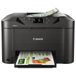 Multifunctional inkjet CANON MAXIFY MB5050, A4, USB, Retea, Wi-Fi