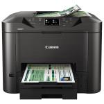 Multifunctional inkjet CANON MAXIFY MB5350, A4, USB, Retea