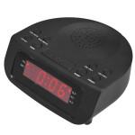 Radio desteptator MYRIA MF394, FM/MW, negru