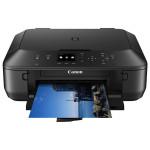Multifunctional inkjet CANON PIXMA MG5650, A4, USB, Wi-Fi, negru