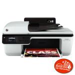 Multifunctional HP Deskjet Ink Advantage 2645 All-in-One Printer, A4, USB