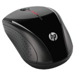 Mouse Wireless HP X3000 H2C22AA, 1200 dpi, negru