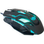 Mouse gaming MARVO G904, 4000dpi, negru