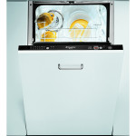 Masina de spalat vase incorporabila CANDY CDI 9P 50E, 9 seturi, 7 programe, 45 cm, A+, alb