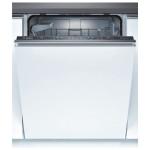 Masina de spalat vase incorporabila BOSCH SMV50E60EU, 12 seturi, 5 programe, LED, 60 cm, A+, inox