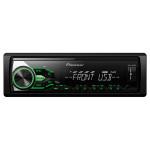 Radio MP3 auto PIONEER MVH-180UBG, 4x50W, USB, iluminare verde