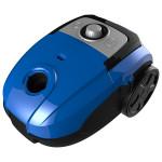 Aspirator cu sac MYRIA MYR-14D, 1200W, 3 l, albastru-negru