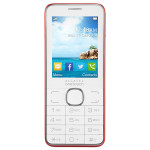 "Telefon mobil Dual Sim ALCATEL 2007D, 2.4"", 3MP, 2G, Red"
