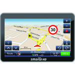Sistem de navigatie SMAILO HD 50, Mediatek 3351 468MHz, 5 inch, 64MB, microSD, USB