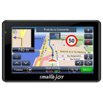 Sistem de navigatie SMAILO Joy, Mediatek 3351C 468MHz, 4.3 inch, 128MB, microSD, USB, Harta Europa