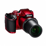Camera foto digitala NIKON Coolpix B500, 16Mp, 40x, 3 inch, Red