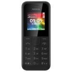 Telefon mobil Dual Sim NOKIA 105, Black