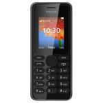 Telefon mobil NOKIA 108, Black