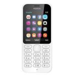 Telefon mobil Dual Sim NOKIA 222, White