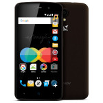 "Smartphone Dual Sim ALLVIEW P6 eMagic, 5"", 8MP, 1GB RAM, 16GB, Quad-Core, 3G, Brown"