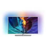 Televizor LED Smart Full HD 3D, Android, 101 cm, PHILIPS 40PFH6550/88