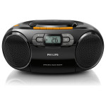 Radio CD Soundmachine MP3-CD, Caseta PHILIPS AZ328/12