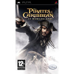 Pirates of the Caribbean - At World's End PSP